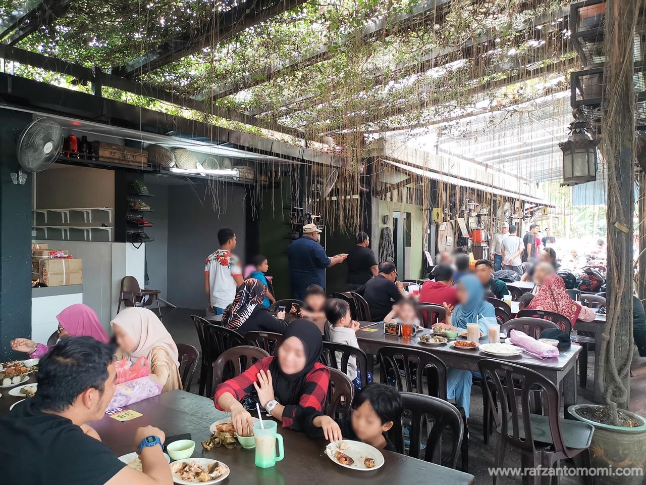 Cuba Makan Lemang To'ki, Bentong