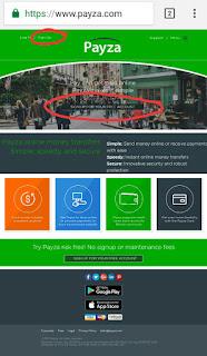 cara%2Bmendaftar%2Bpayza Tutorial Lengkap cara daftar dan membuat akun Payza terbaru