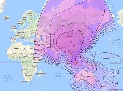 Satelit Chinasat 6B 115.5°E CBand