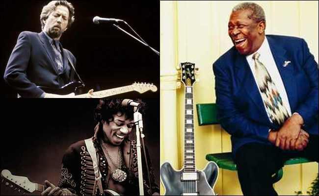 7 Pemain Gitaris Blues Terbaik Sepanjang Sejarah Musik
