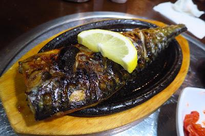Ko Ryo Jeong Korean Restaurant, godeungeo gui