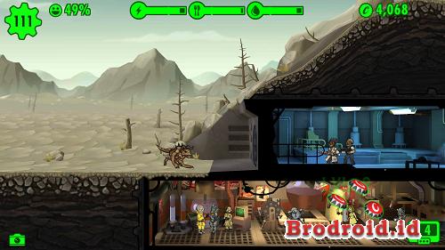 Download Fallout Shelter v1.12 Mega Mod Update Terbaru