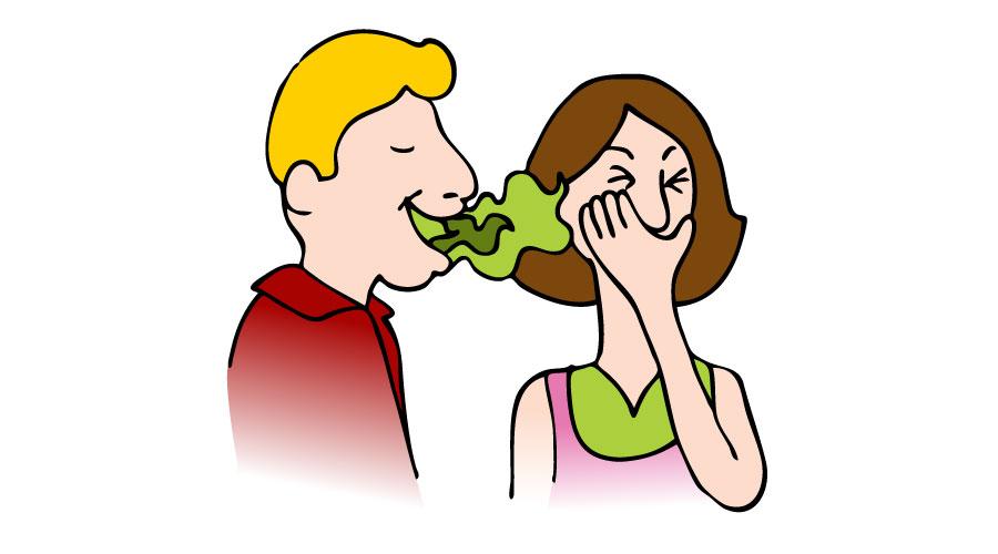 Một số nguyên nhân gây hôi miệng và cách chữa trị