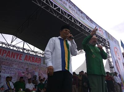 Kampanye Amiruddin Idris-Ridwan Khalid