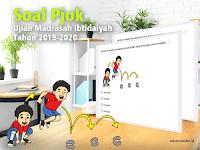 Soal Pjok Ujian Madrasah Ibtidaiyah Tahun 2019-2020