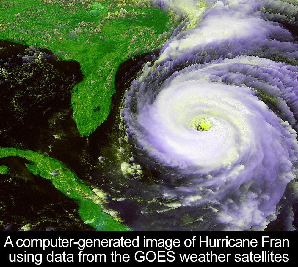 Estados Unidos prevé temporada ciclónica más activa en Atlántico, con hasta 9 huracanes