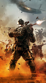 Warface Soldier Mobile HD Wallpaper