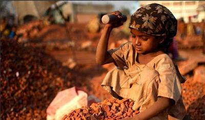 FAO: ZAIDI YA WATOTO MILIONI 108 WANATUMIKISHWA DUNIANI