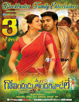 Govindudu Andari Vaadele (2014) Worldfree4u - 675MB 720P HDRip Dual Audio [Hindi-Telugu] Uncut – HEVC