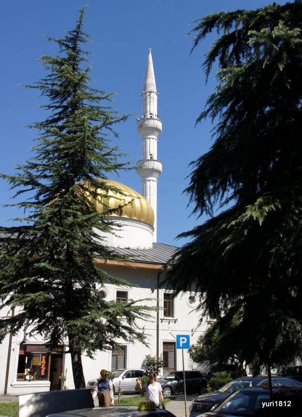 Мечеть Орта-Ахмед-Паши