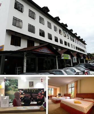 Hotel titiwangsa cameron highland