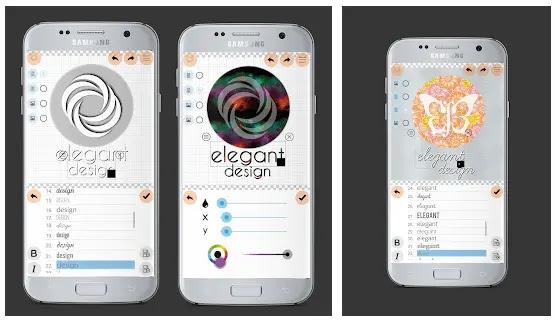 logo maker plus aplikasi membuat logo di hp 2019