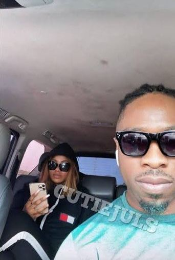 Ike allegedly diverges from Mercy to Tacha, as she picks up him from the airport