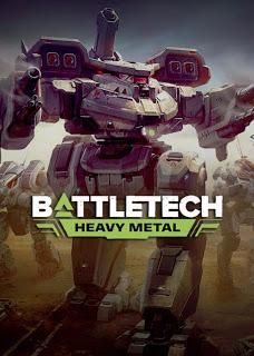 BattleTech Heavy Metal Torrent (PC)