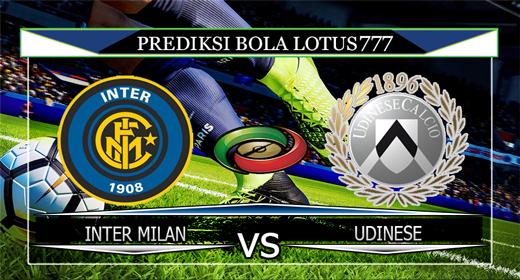 PREDIKSI BOLA INTER MILAN VS UDINESE 15 SEPTEMBER 2019