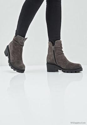 Botas Comodas de Mujer