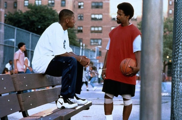 Spike Lee's He Got Game, Denzel Washington