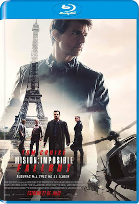 Mission Impossible Fallout 2018 BD25 Latino