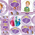 Sweet Sofia the First: Free Printable Invitations and Candy Bar Labels.