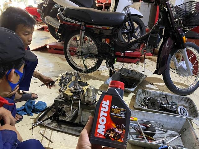 Kinh nghiệm bảo dưỡng xe Yamaha Exciter 150 không phải ai cũng biết