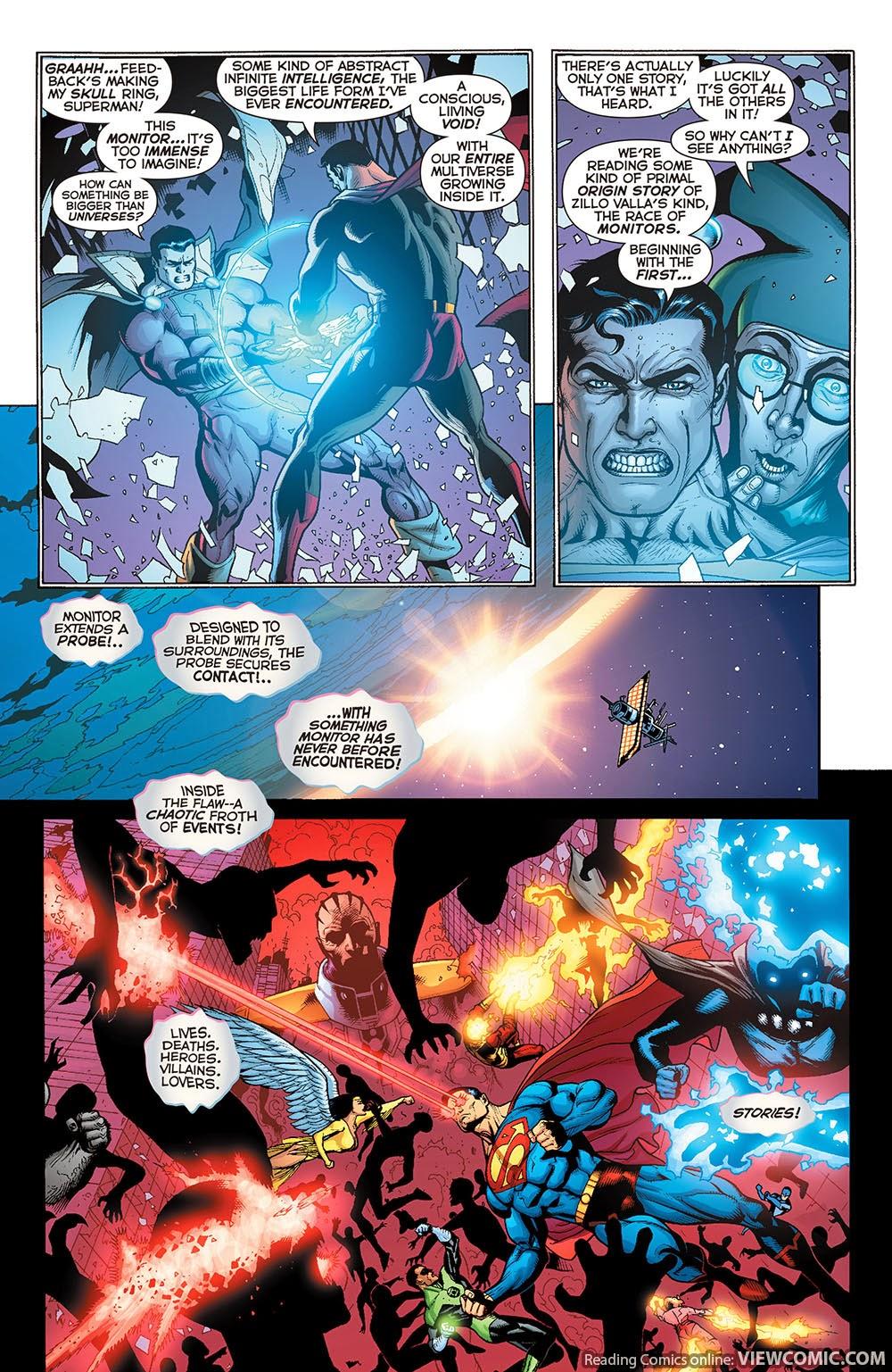 One Above All vs Goku – DReager1 com