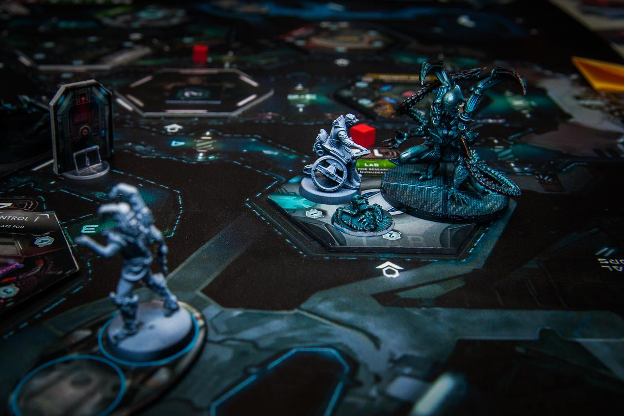 Nemesis board game KS