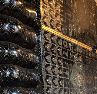 buddha feet bangkok wat pho