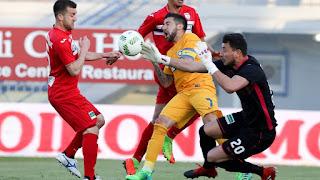 Τα στιγμιότυπα της αναμέτρησης Αστέρας Τρίπολης - Ξάνθη 0-0