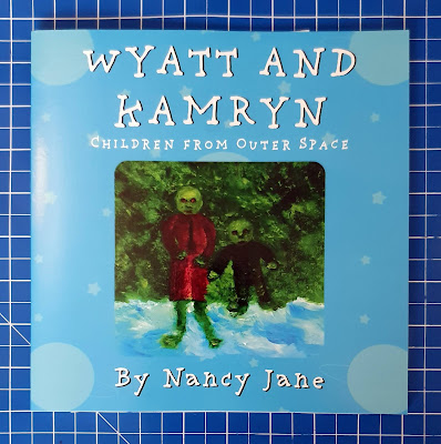 Cober of Wyatt and Kamryn by Nancy Jane childrens book review