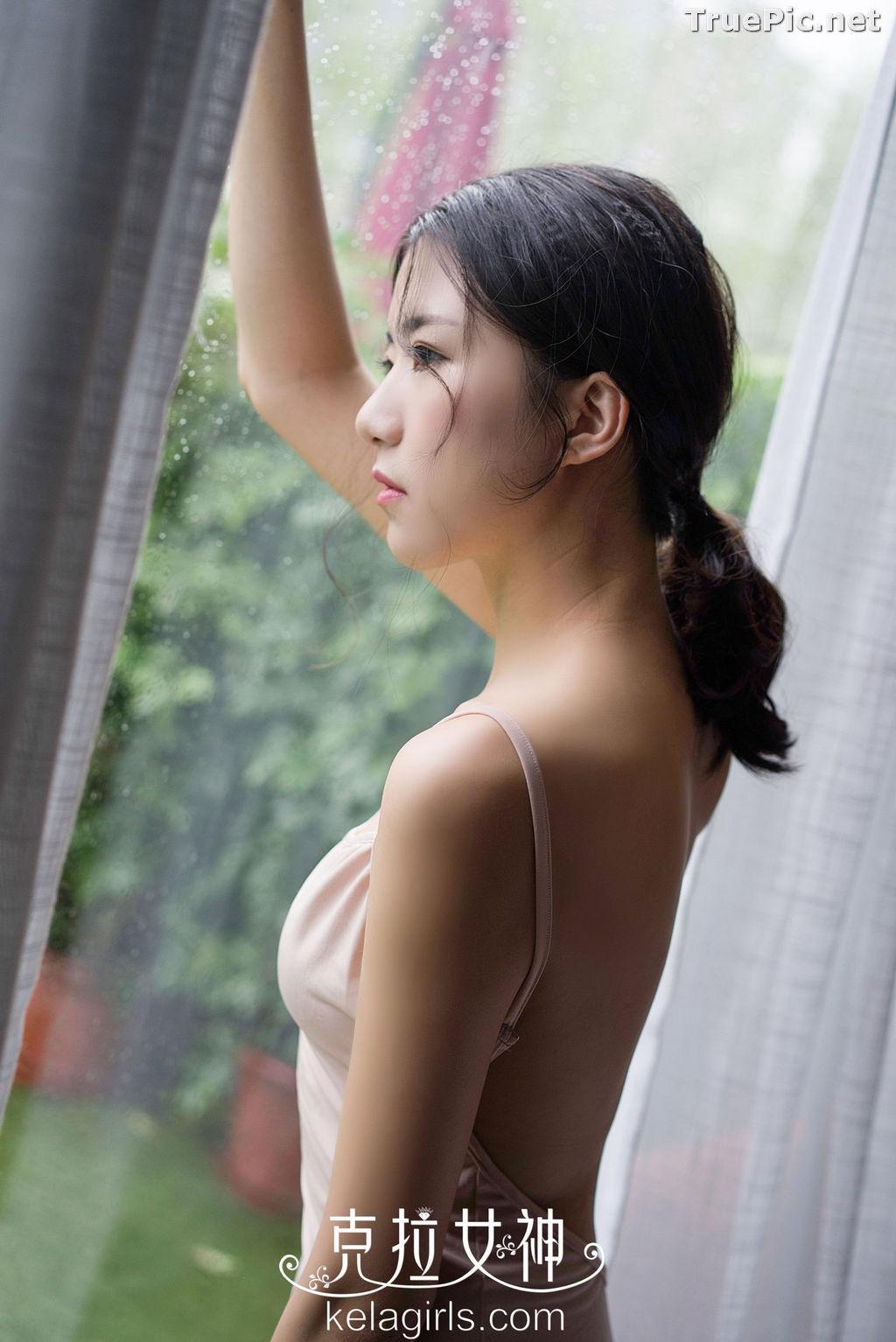 Image KelaGirls 克拉女神 – Chinese Model Ning Ning – Home School Girl Photo Album - TruePic.net - Picture-6
