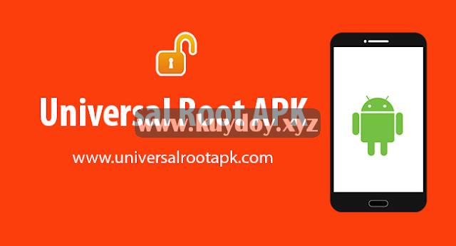Root Android dengan Universal root app