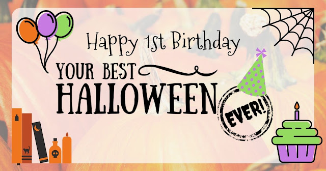 Your Best Halloween Ever, Halloween Blog Birthday