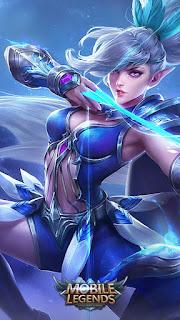 Miya Moonlight Archer Heroes Marksman of Skins V2