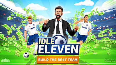 Idle Eleven – Be a millionaire soccer tycoon Apk for Android