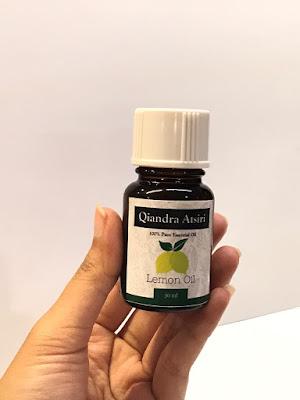 Lemon Oil alami dan berkualitas harga bersahabat