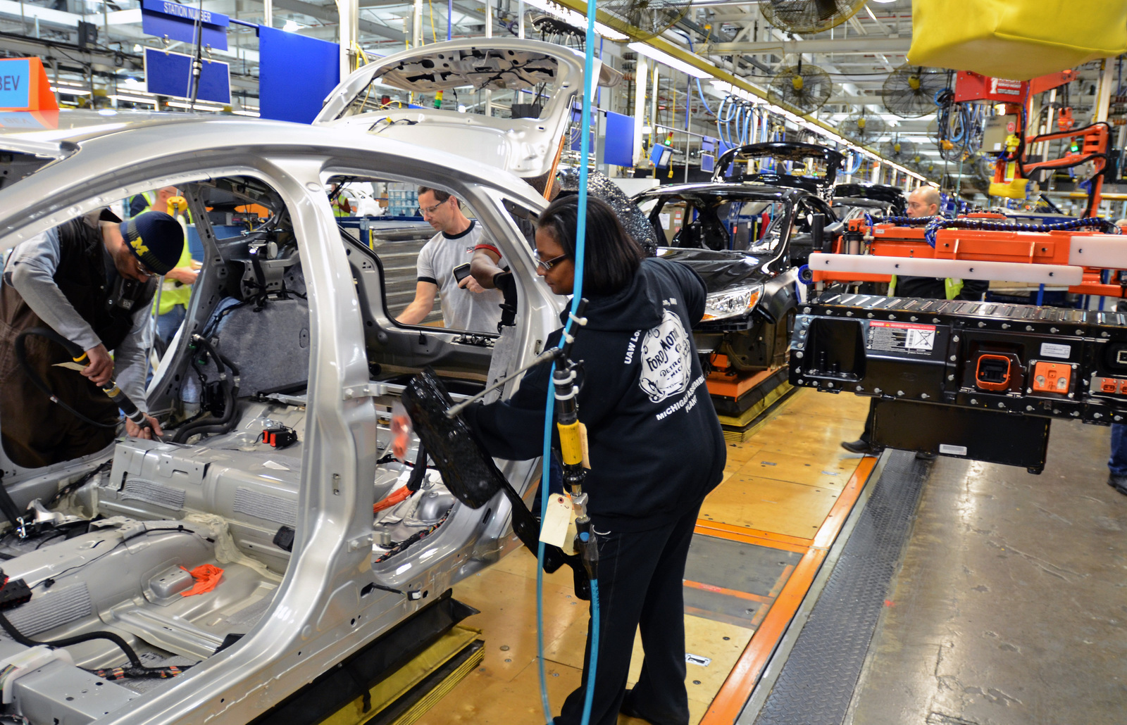 Ford Moving All U S Small Car Production To Mexico