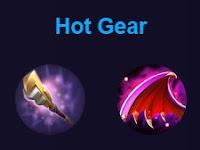 Cara mengatur Gear Hero Roger di Game Mobile Legends