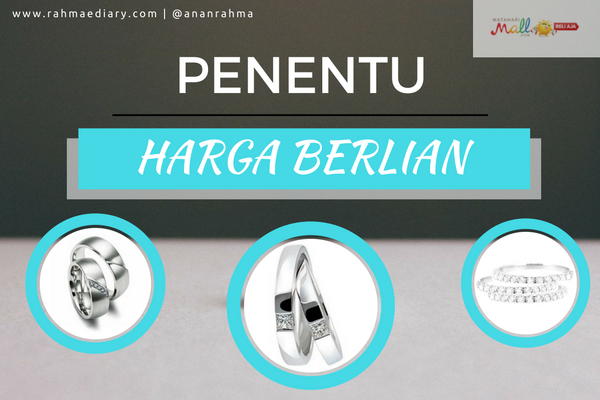 cincin berlian couple