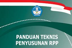 Teknis Penyusunan RPP Kurikulum 2013