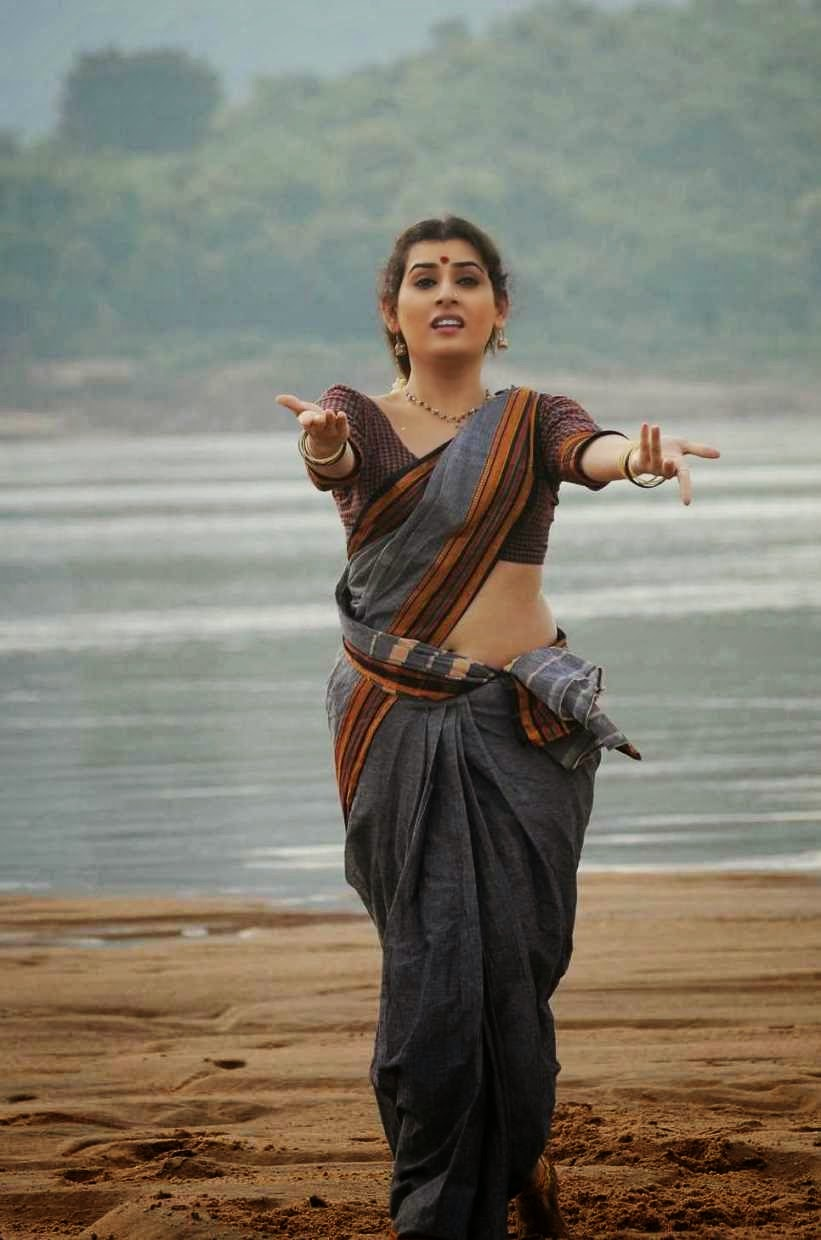 Archana Veda Hot Navel And Belly Show In Hot Dance Stills ...