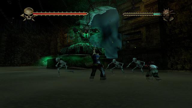 تحميل لعبة الرعب و الموت Evil Dead Regeneration