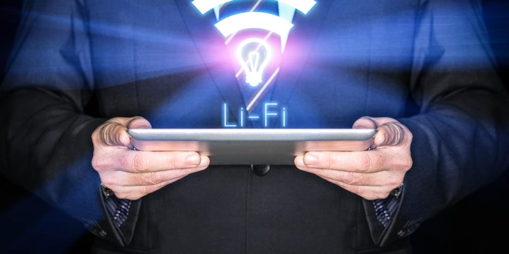 Li-Fi Technology Offering Internet Access by Light