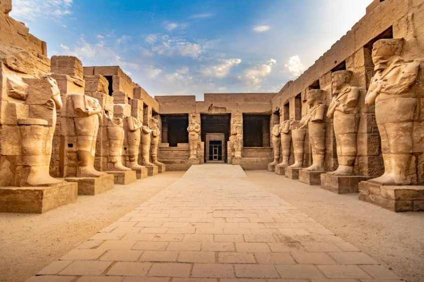 """Luxor.. A Journey into the History of the Pharaohs The city of Luxor, which has been known by several titles throughout history, is """"Ancient Thebes"""", """"City of Civilization"""" and """"The Open Temple"""" are all names that reflect the spirit of Luxor that combines history and civilization with simplicity, calm and recreation with the picturesque nature overlooking the Nile River, which surrounds the city from all parts. ."""