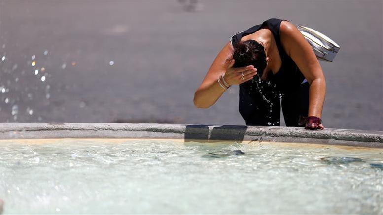 Καμπανάκι από τον παγκόσμιο οργανισμό μετεωρολογίας για θερμοκρασίες-ρεκόρ