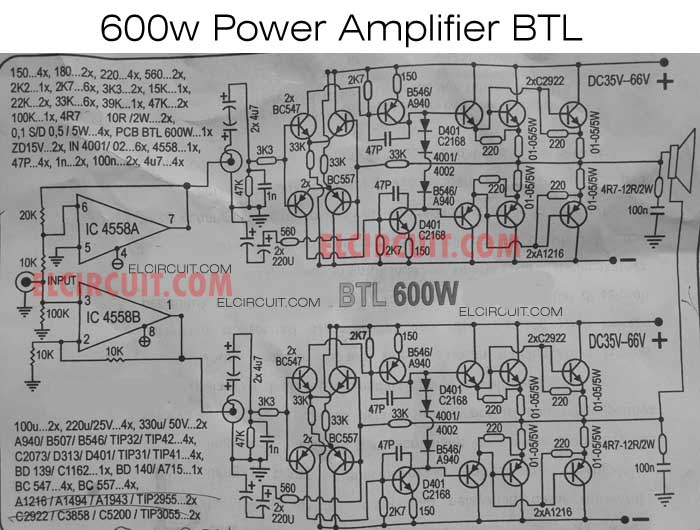 140 Watt Subwoofer Circuit Diagram - Wire Data Schema •