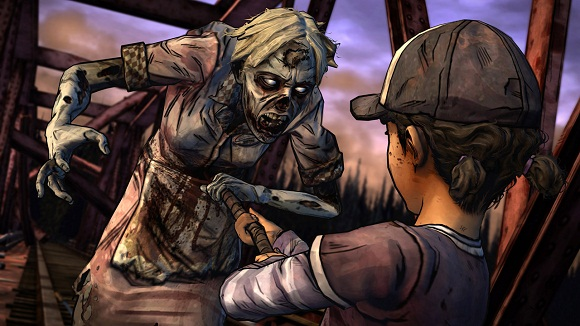 The Walking Dead Season 2 Complete PC Full Version Screenshot 2