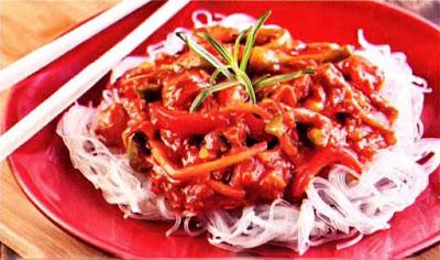 китайская лапша рецепты с фото