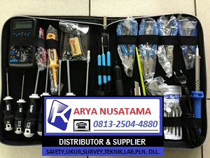 Jual Toolkit Cadik Q-28 Tool kit Set Lengkap di Padang