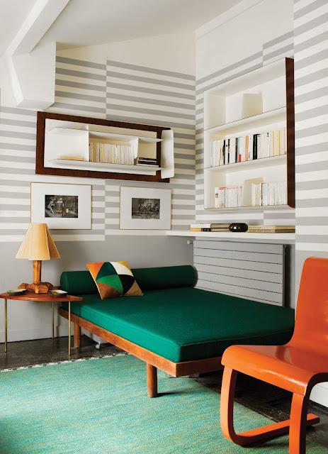 Florence Lopez und ihr farbenfrohes Apartment mit Mid Century Design in Paris – Möbel und Stil zum Verlieben!