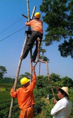 Travail en hauteur en toute sécuritée ?
